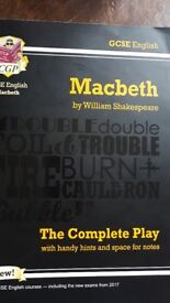Macbeth CGP Study guide for new GCSE