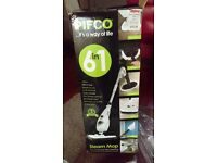 PIFCO 6 in 1 steam mop