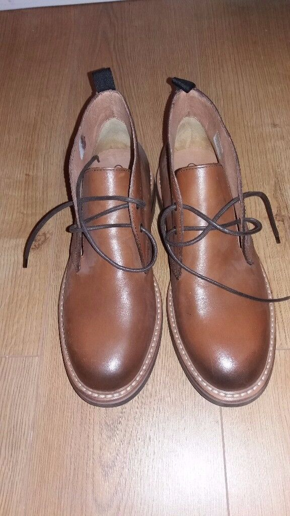 Gents Schuh Brown Ankle Boot