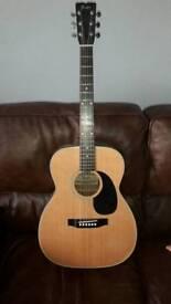 Fender F25 Acoustic guitar 1976