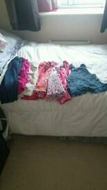 Bundle of clothes 18-24 months girls with BNWT peppa pig swimsuit