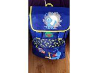 School Boys Large Bag Backpack