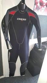 Semi Dry Suit