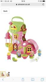 ELC happy land bluebell boot