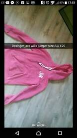 Designer jackets jumper