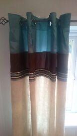"curtains Width 65.5 x drop 91"""