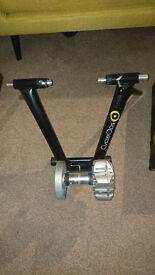 Turbotrainer - Cycleops Fluid 2 trainer