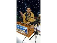 Live qawwali and Bollywood songs
