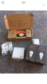 Hive Bulbs and starter kit (Home automation WiFi)