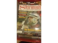 History re-enactors Magazines x 42 copies