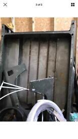 Landrover Defender rear tub 110 model 1990