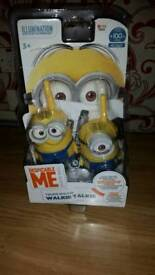 Child's walkie talkies boxed set