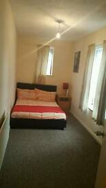 All inclusive **** double room in strathmore ave luton town £450 pm