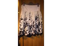 Size 10 papaya skirt