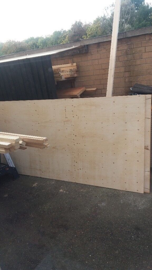 Timber and plywood for sale