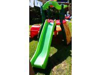 Little Tikes Double Decker SuperSlide Garden Toy