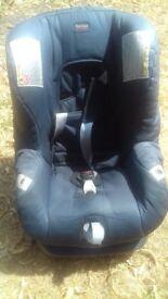 Britax Baby/toddler car seat