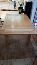 Dining Table - oak
