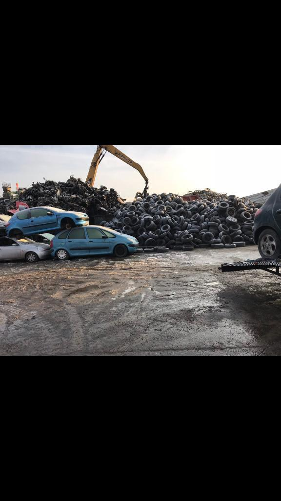 TOP PRICES PAID FOR SCRAP CARS AND VANS £100 - £10,000 | in Eccles ...
