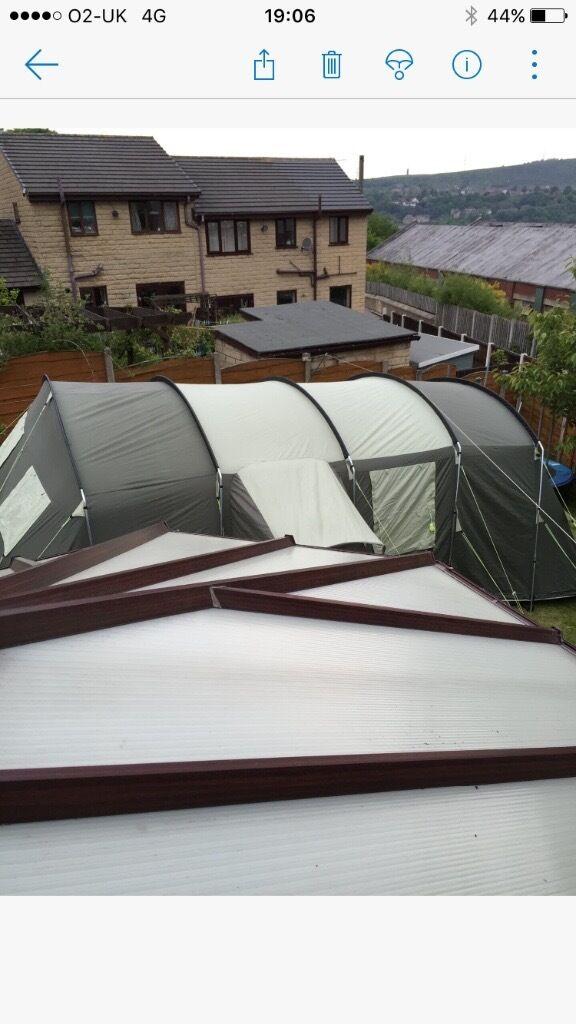 10 man tent plus equipment