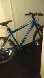 Brand new bike hardly used got it for my birthday and dont want it selling cheap