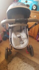 Mothercare orb pushchair