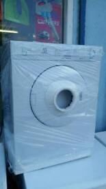 Indesit 3kg Vented Dryer & warranty