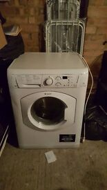 Washing machine Tumble DryerHotpoint Aquarius WDF740