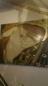 Klimt large print