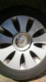 A3 wheels