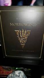 The elder scrolls xbox one morrowind edition