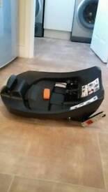 Cybex isofix base and cybex aton car seat