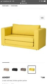 Ikea Askby sofabed