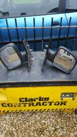 VW td5 wing mirrors