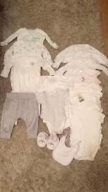Unisex baby Bundle 0-3 Months