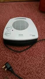 Electric plug in Fan