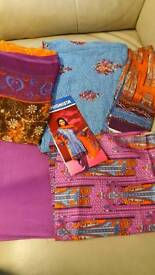 Pakistani linen suit