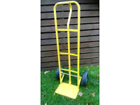Sack Barrow trolley only used once excellent condition