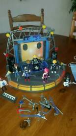Playmobil Rock Stars and Stage