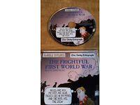 Horrible Histories Audio CD - First World War