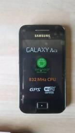 Samsung Galaxy ace unlocked