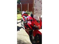 Honda CBR600RR 600cc for sale