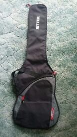 Ritter bass guitar gig bag