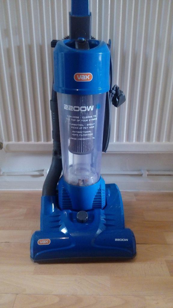 Vax U89 Vu R A Bagless Pet 2200w Upright Vacuum Cleaner