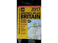AA Road Atlas 2016