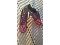 Boys Addidas Football Boots - Size 5