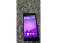 SONY xpirea Z2 UNLOCKED Black.