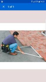 Stanley Builders folding square