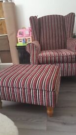 Brand new Next Armchair