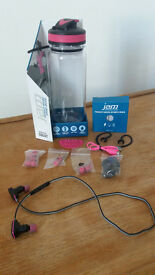 Jam wireless audio transit micro sports buds